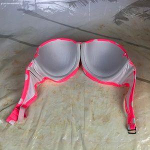 Victoria's Secret Swim - ! Victoria's Secret polka dot bandeau swim top